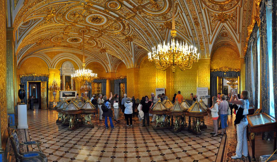 Guided Tour Of The State Hermitage Museum Excursions In