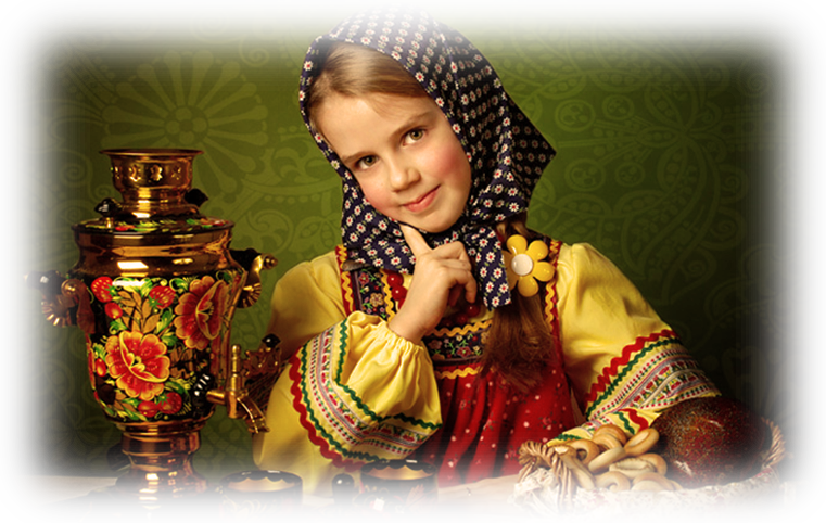 Feel yourself Russian - your immersion in Russian  culture