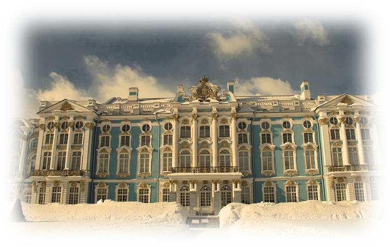 Come to visit Saint-Petersburg in winter!
