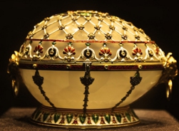 Guided tour of the Faberge museum
